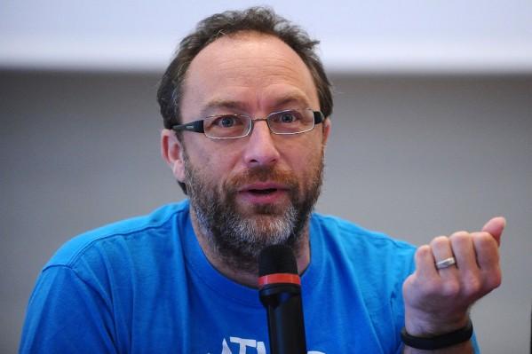 Jimmy Wales (foto: Wikipedia)