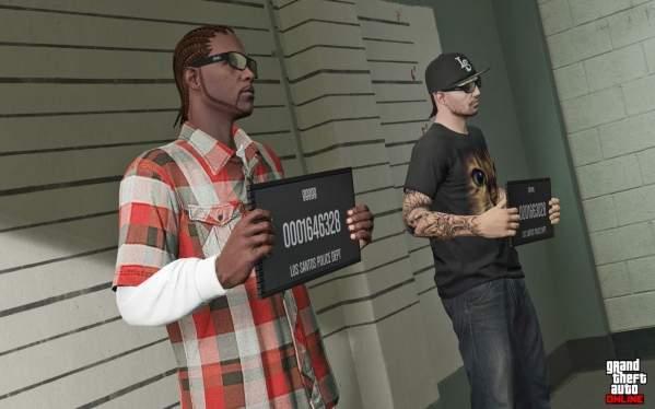 Grand Theft Auto V (grafika z oficjalnej strony gry)