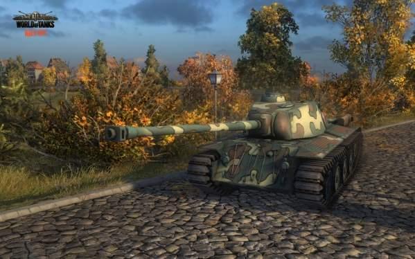 World of Tanks (screenshot z oficjalnej strony gry)