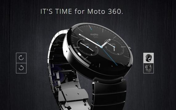 Moto 360 od Motoroli to jeden z popularniejszych zegarków z systemem Android Wear