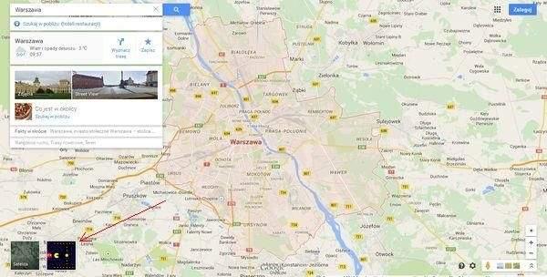 Mapy Google