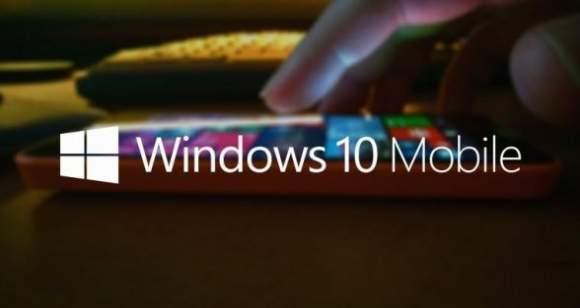 Windows 10 Mobile trafi na wydane już wcześniej urządzenia Microsoftu