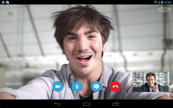 Skype do Androida doczekał się aktualizacji