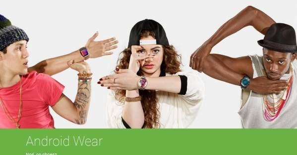 Android Wear (foto: oficjalna strona)