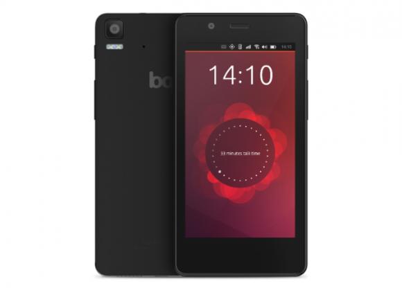 Ubuntu będzie domyślnie zainstalowanym systemem operacyjnym na nowym smartfonie bq Aquaris E4.5