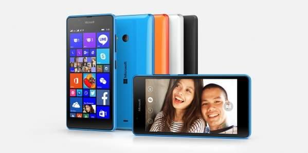 Lumia 540 Dual SIM (foto: Microsoft)
