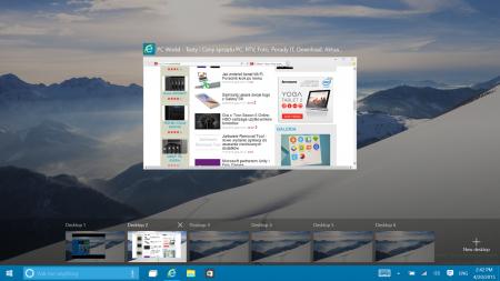 Windows 7 vs Windows 10 - pojedynek na funkcje