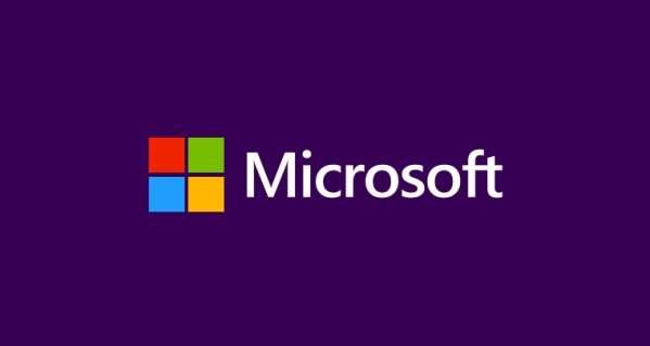 Logo Microsoftu (grafika z oficjalnej strony)