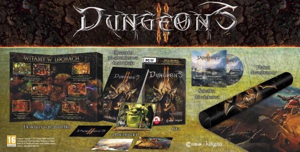 Dungeons 2 - edycja kolekcjonerska