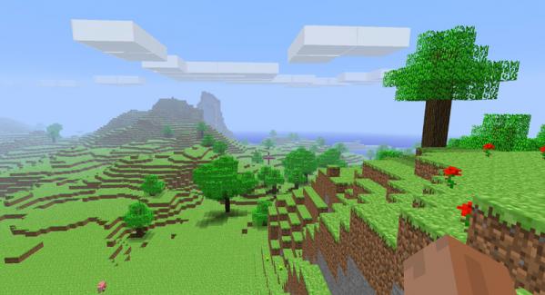 Minecraft - hit przejęty przez Microsoft
