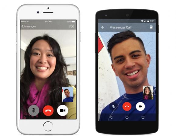 Wybrani użytkownicy mogą jużkorzystać z wideorozmów w aplikacji Facebook Messenger