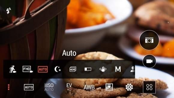 Nowa aplikacja aparatu w HTC One M9 pozwala zapisywać zdjęcia w formacie RAW