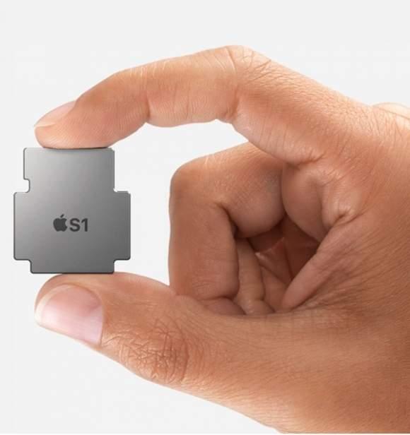 Apple Watch wyposażony został w chip Apple S1