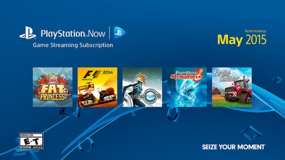 Aktualizacja usługi PlayStation Now przynosi nowe gry dostępne w ramach abonamentu