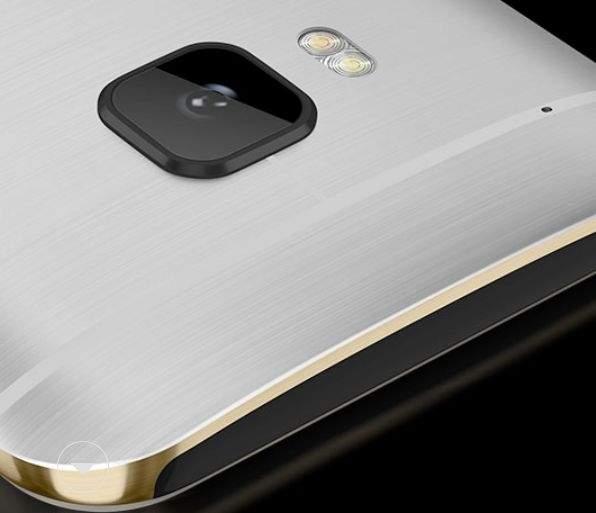 HTC One M9 - dwubarwna obudowa z metalu