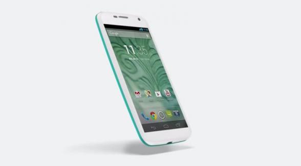 Na zdjęciu: Motorola Moto X+1