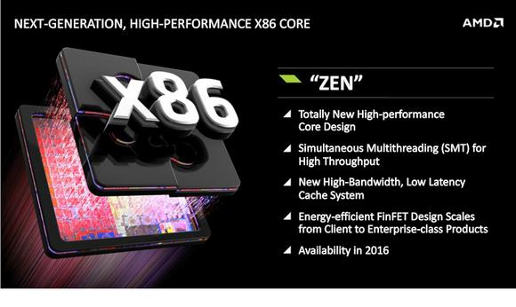 "AMD ""Zen"""