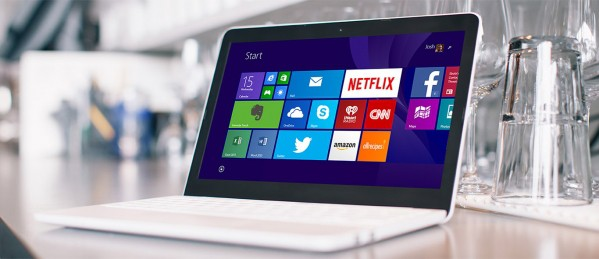 Laptop z Windows (foto: Microsoft)