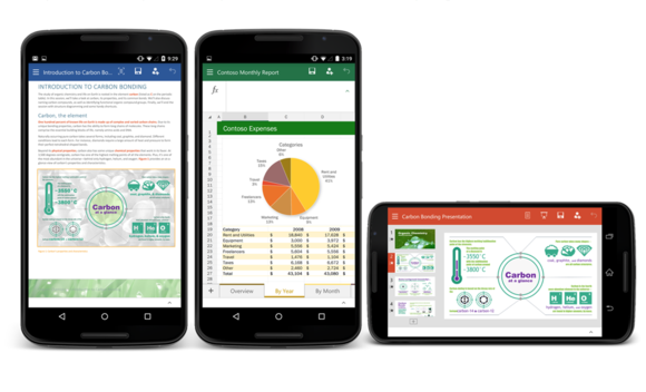 MS Office na Androidze (foto: Microsoft)