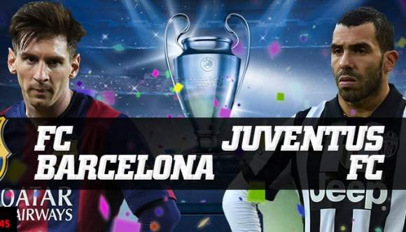 Finał Ligi Mistrzów 2015 online