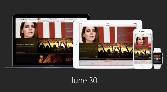 Apple Music zostało oficjalnie zaprezentowane