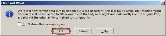 Jak edytować PDF-y w Wordzie 2013