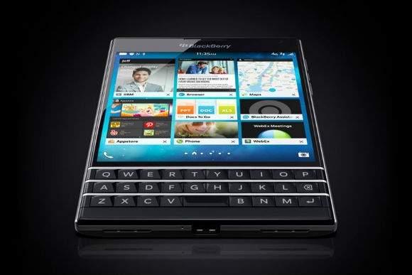 Kolejny telefon od BlackBerry może mieć zainstalowany system Android