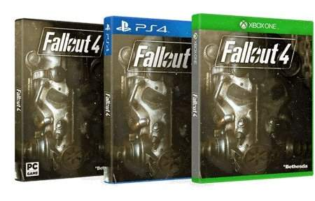 Fallout 4 - pograją i pecetowcy i właściciele Xboksów oraz PS4.