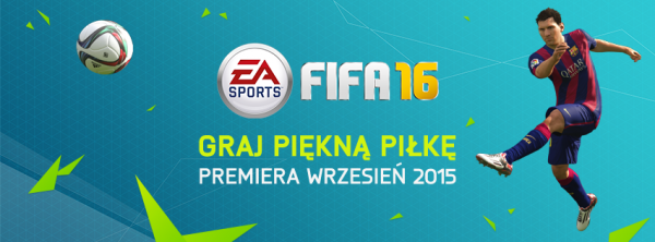 Zapowiedź Polskiej premiery gry FIFA 16