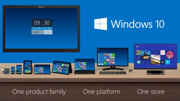 Windows 10 będzie działać na bardzo wielu rodzajach urządzeń