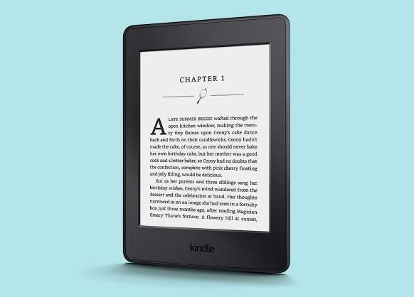 Kindle Paperwhite (foto: Amazon)