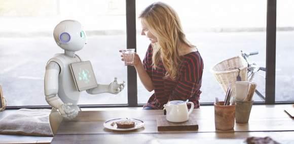 Robot Pepper ma być towarzyszem z własnymi emocjami
