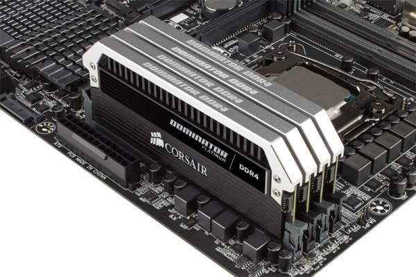 Zestaw Corsair DDR4