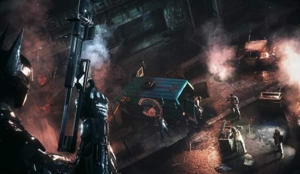 Batman: Arkham Knight (źródło: strona oficjalna)