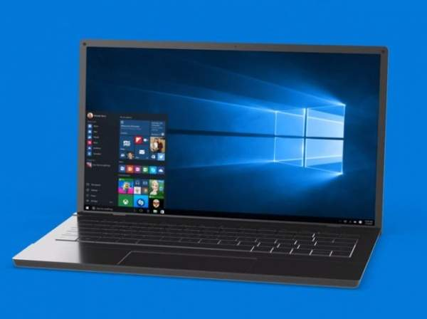 Windows 10 i jego domyślna tapeta