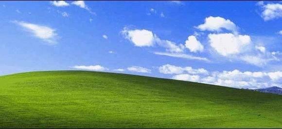 Windows XP - domyślna tapeta