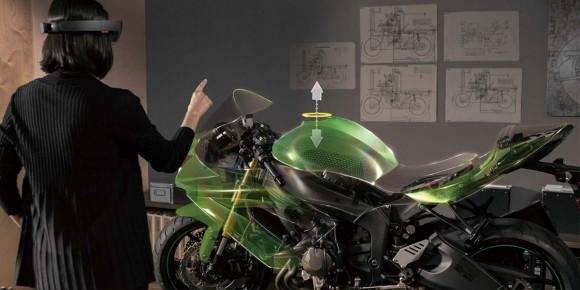 Nowy wymiar projektowania – HoloLens może okazać się wspaniałym narzędziem dla architektów i konstruktorów.