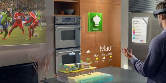 HoloLens otwierają ogromne możliwości przed deweloperami oprogramowania. Z niecierpliwością czekamy na ich pomysły.
