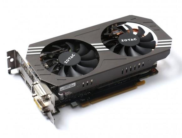Zotac GeForce GTX 970 to też jedna z najmniejszych kart graficznych z tym procesorem (ma około 22 cm długości).