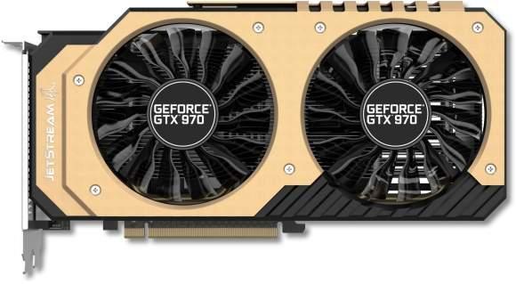Palit GeForce GTX 970 JetStream