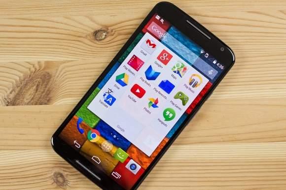 Motorola Moto X (2 gen)