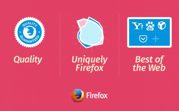 Trzy filary Firefoxa