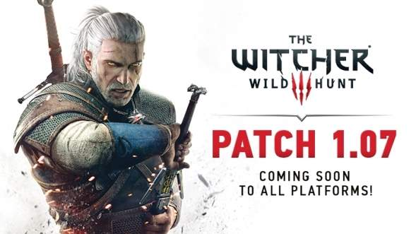 Wiedźmin 3: Dziki Gon czeka na patch 1.07