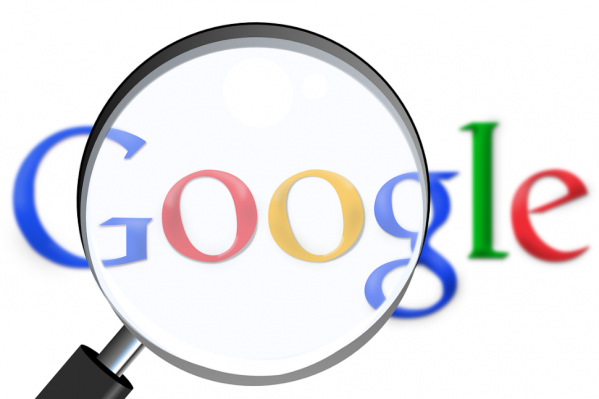 Google - wyszukasz tu prawie wszystko