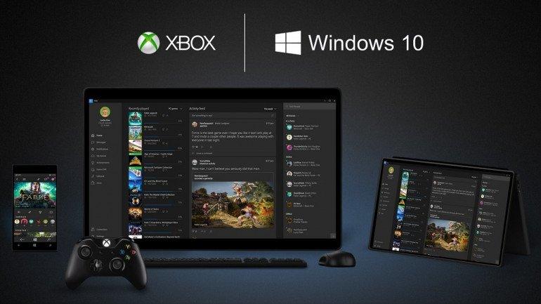 Streaming gier z Xbox One do PC z Windows 10 już działa