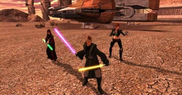 Knights of the Old Republic 2 - patch pojawił się po 10 latach od premiery