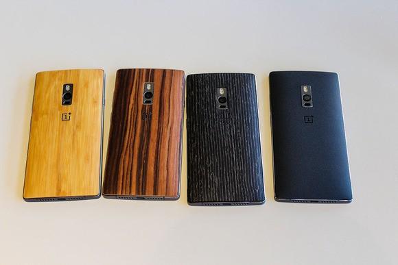 OnePlus 2 w różnych wersjach kolorystycznych