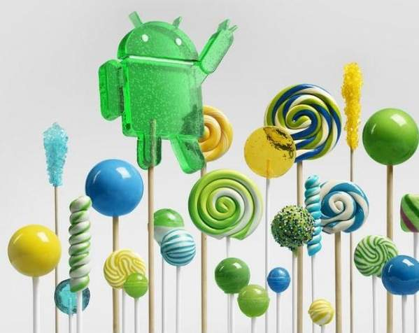 Android Lollipop (foto: Google)