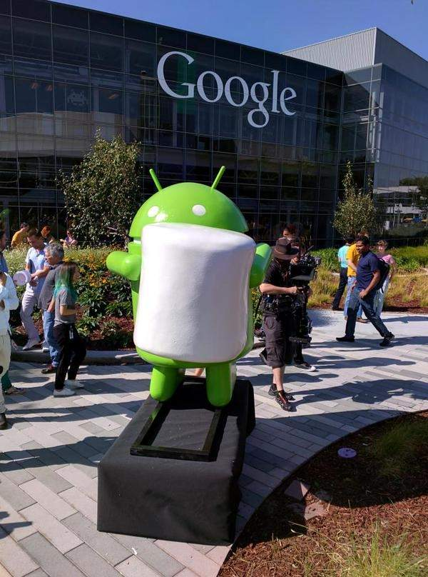 Android M to Marshmallow