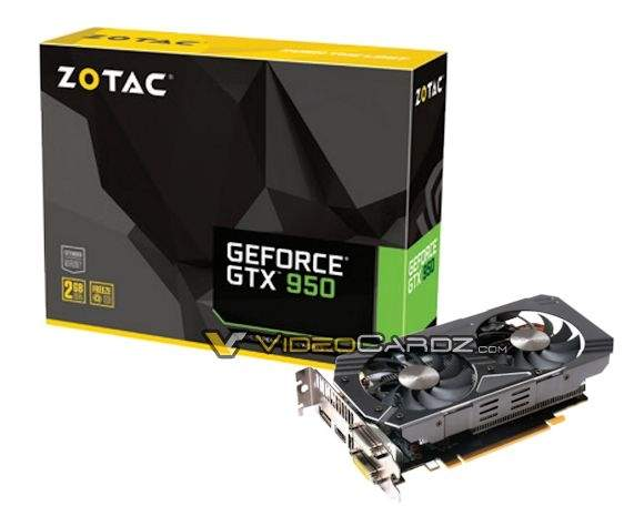 GeForce GTX950